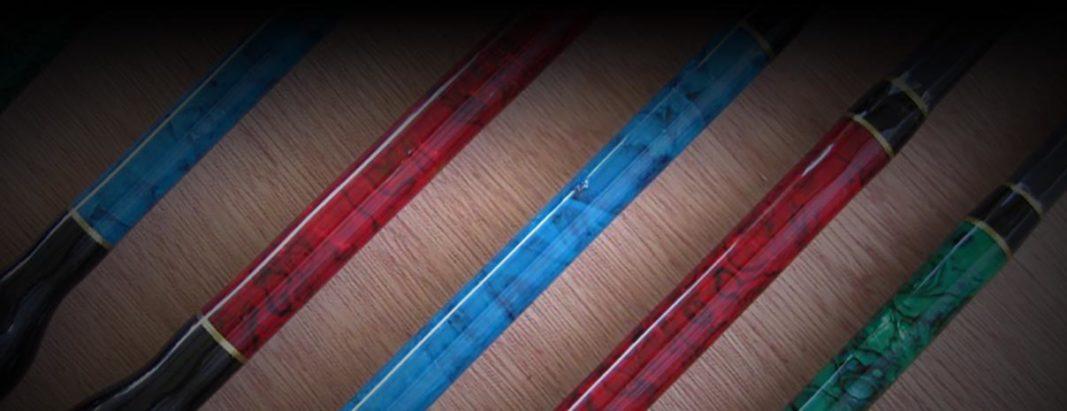 Fishing RodsFishing: Adventurous Custom Rods