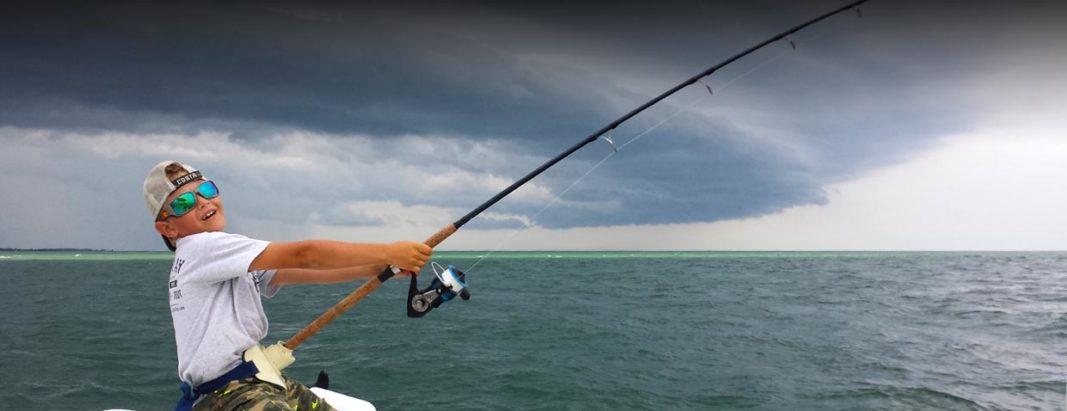 Child FishingFishing RodsFishing: Adventurous Custom Rods